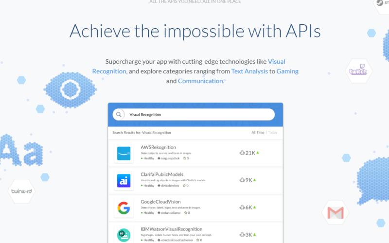 Achieve the impossible with APIs RapidAPI