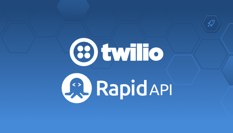 Twilio and RapidAPI