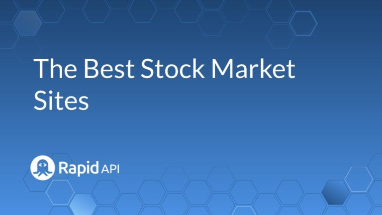The Best Stock Market Websites