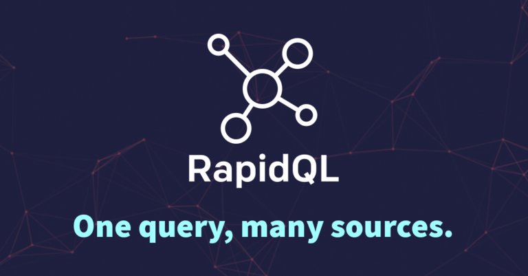 RapidQL. One Query, many sources.