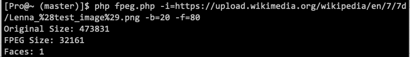 php face detection rapidapi