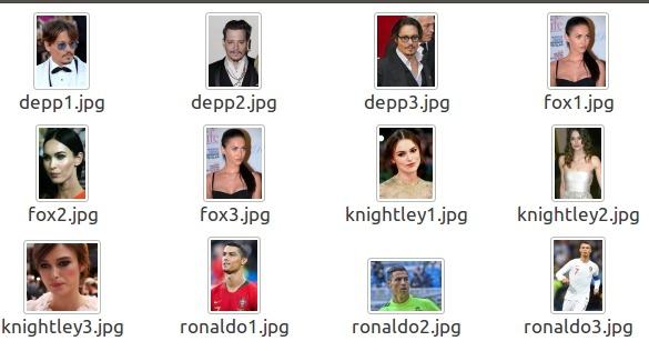 celebrity photo files