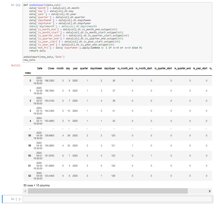 Jupyter New Notebook Command 6