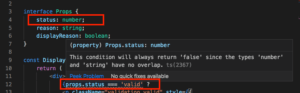 bug catch in visual studio code