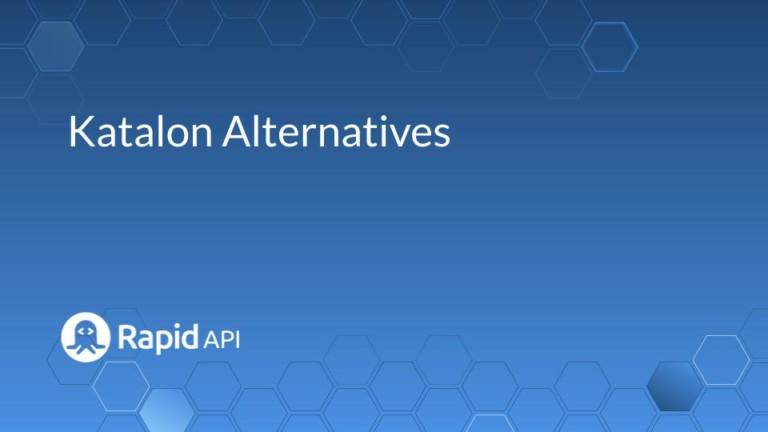katalon alternatives