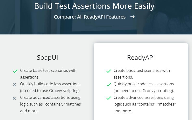 ReadyAPI upsell example