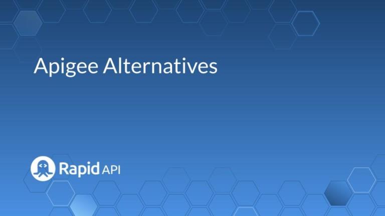 apigee alternatives