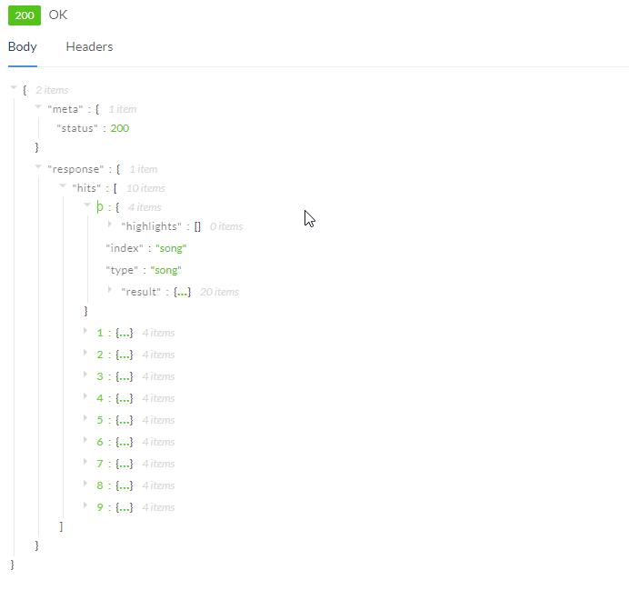 Image: API Tests Results