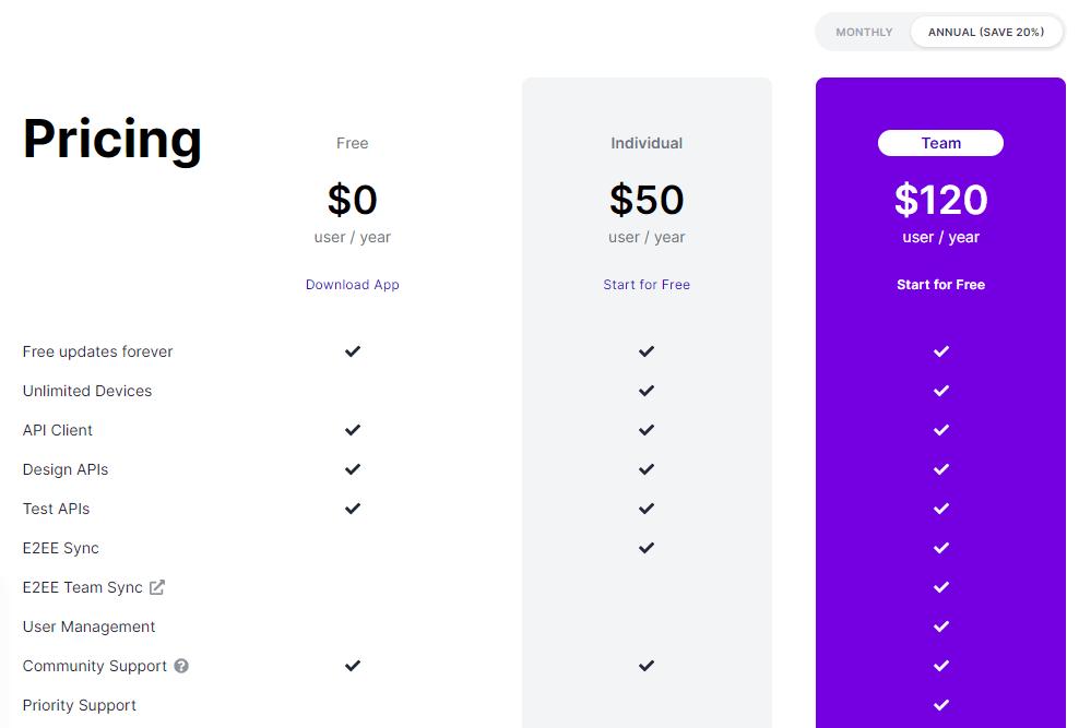 Insomnia pricing