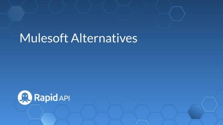 mulesoft alternatives