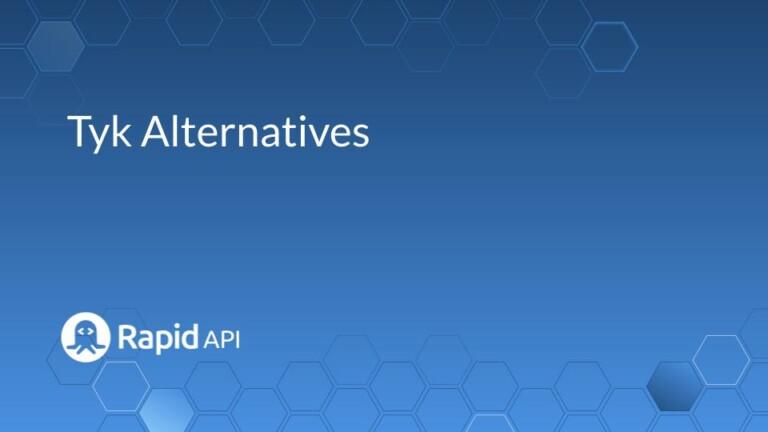 tyk alternatives