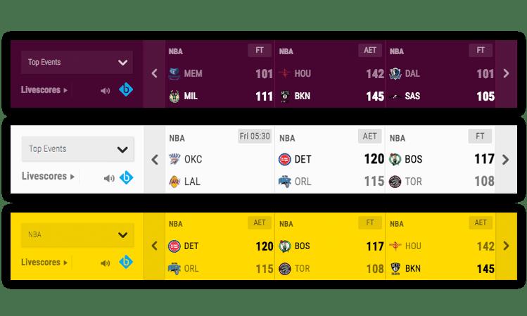 Basketball Data API